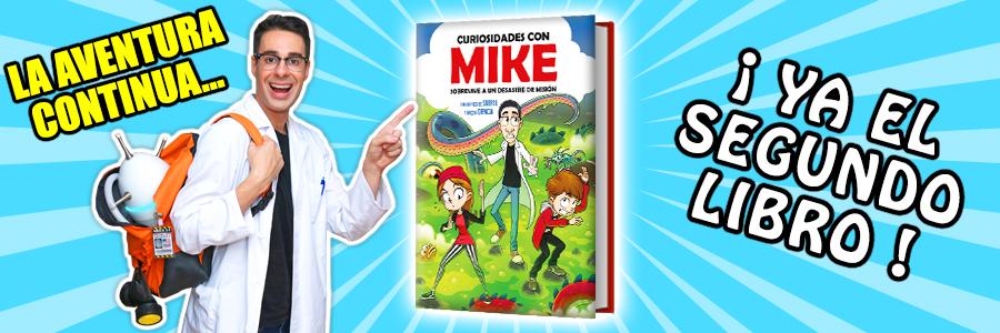 Segundo libro de Curiosidades con Mike